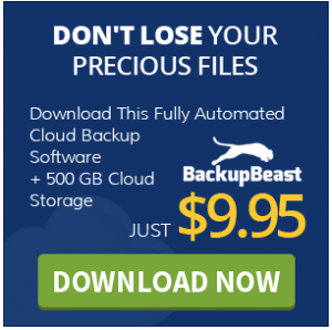 Thumbnail image for CRAZY DEAL – 500 GB of Cloud Storage for Only $10 One-Time